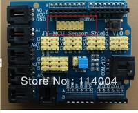 New Wholesale Sensor Shield digital analog module for_Arduino UNO Mega 2560 Duemilanove AVR
