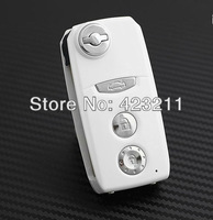 3 Buttons Flip Remote Key Case Shell For TOYOTA Prado Highlander Camry