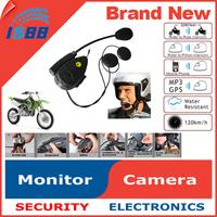 1pcs/Lot Motorcycle Helmet Bluetooth Headset & Bluetooth Sport Helmet Headset With FM Radio Black