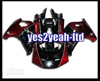 Customized fairing -Customize -FZR250 Motorcycle Bodykit For Yamaha Fairing 1990 1992 Body Fairing Kit Motorcycle Parts