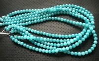 Amazoniote jade Beads 6mm natural stone Jewelry beads 288pcs/lot.1string=62beads.free shipping