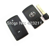 Blank Keyless Remote Smart Key Shell Case For Toyota Crown With Blade 3BT  FT0262
