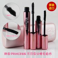 Free Shipping! Korea Mascara Volume Express Princess pink lengthening thick curling eyelashes for magic makeup