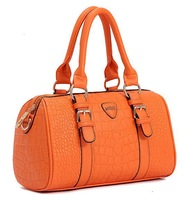 Promotion! 2013 HOT high quality POLO brand handbag Special Offer Geniune Leather Restore Ancient Inclined Big Bag