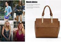 POLO  brand 2013 New handbag for women Genuine cow leather brown bag freeship Promotion!
