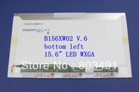 "15.6"" normal LED, B156XW02 V.6,  glossy,HD WXGA, 1366*768"