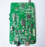 Satlink WS-6906 Mainboard Circuit board for repalceDigital Satellite Finder Meter Receiver