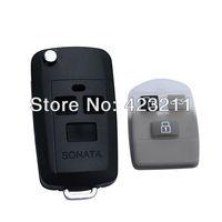 Flip Folding Remote Key Shell Case For Hyundai Sonata XG350 Elantra 3BT  FT0091