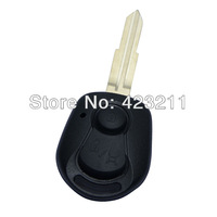 Uncut Remote Key Case Shell Fob For SSANGYONG Actyon Kyron Rexton 2Buttons FT0066