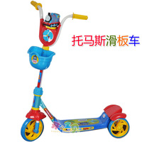 Free shipping Thomas scooter child scooter three wheel scooter dolly bike 2.6