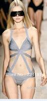 Wholesale For Apac Region Bandage HL Dress Swimsuit Paris Beachwear Swimwear Bikini
