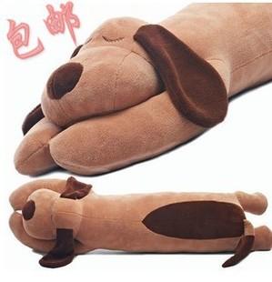 Dog plush toy large dog pillow lovers birthday gift