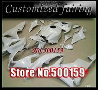 Customized INJECTION MOLD fairing -H67B All white ABS  FOR Honda / Honda 2007 2008 CBR600RR CBR 600RR F5 07 08 CBR600 fairings k
