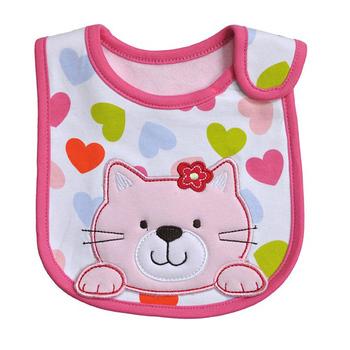free shipping Baby bib Infant saliva towels carter's Baby Waterproof bib Mark Carter Baby wear