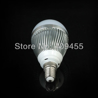 5 pcs/lot E14 3w 5w 7w AC85-265V white/warm white light led bubble bulb lamp light high power energy saving free shipping