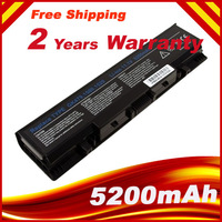 5200mAh Battery for Dell Inspiron 1520 1521 1720 1721 PP22L PP22X FK890 FP282 GK479 NR239 312-0576 Free shipping
