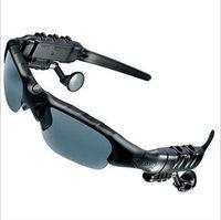 Free Shipping,New Sunglasses Sun Glasses Wireless Bluetooth Headset Earphone headphone For Cellphone Mobile phone