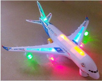 Child electric toy big plane dangxiang a380 big electric lx133