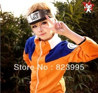 Surrounding the game Naruto Uzumaki   Cosplay  clothing  S M L XL XXL