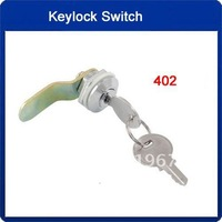 10pcs Cabinet Cupboard Drawer 15.5x10mm Thread Tubular Cam Lock w 2 Keys