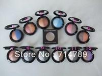 new makeup 2 Colors Eye shadow Eyeshadow (12pcs/lot)