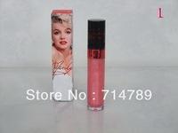 NEW free shipping HOT SELL make-up  lip gloss lipgloss (24pcs/lot)