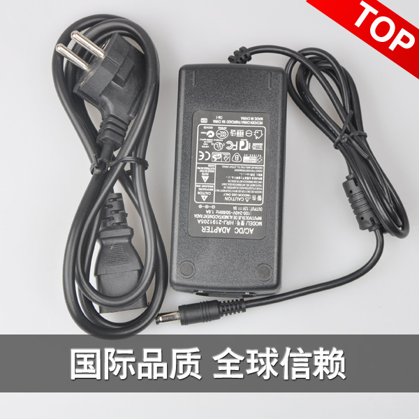 Led power supply 12v led strip ac dc adapter low voltage transformer power supply(China (Mainland))