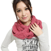 5016 yarn scarf muffler female knitted scarf collars