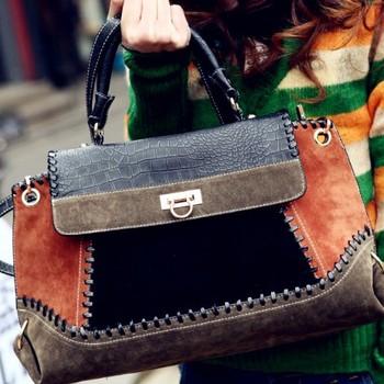 Free shipping! Hot sale High Quality Shoulder Bag women's fashion handbag Leather Messenger Bag Designer Brand Handbags 115