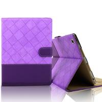 For apple   ipad2 ipad3 ipad4 protective case protective case ipad mini holsteins belt