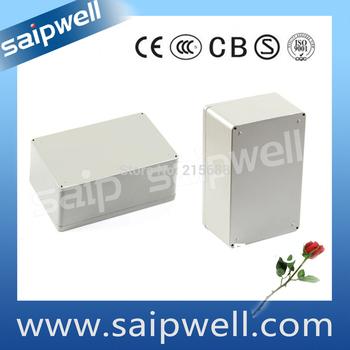 IP 66 Aluminum Waterproof Electrical  Box 188*120*78mm
