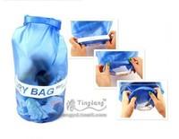 1pcs 2015 new waterproof bag  travel  swimming  rafting  waterproof bag  Korean genuine  high-quality