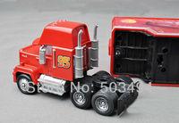 Free Shipping trucks Pixar Cars plastic Mack Muck Truck Car Toys Retail