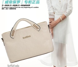 2013 New style good quiting WEDIPOLO handbag fasion women shoulder bag messenger bag free shipping(China (Mainland))