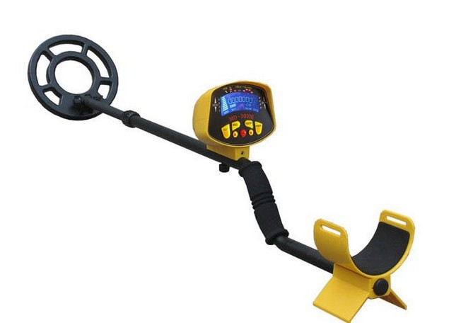 MD-3010II Metal Detector Gold Digger Treasure Hunter(China (Mainland))