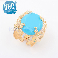 2013 Hot Sale In European World Star Fashion Same Paragraph Sapphire Bangle  (No.6637-9) Min Order $10