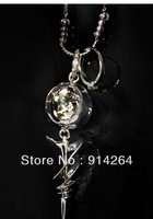 Final Fantasy XIII FF13-2 Serah Farron Engagement Necklace Ring Cosplay Props / free shipping