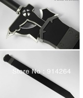 "Sword Art Online Kazuto Kirigaya (Kirito) ""Elucidator"" Cosplay  / free shipping"
