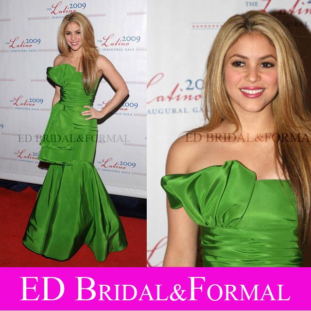 Formal Dress Latino inaugural gala Red Carpet China Mainland
