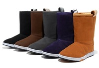 Free shipping! 2012  top quality brand Style Women's Winter Snow Boots Fashion series of short boots,5 color size:36-40