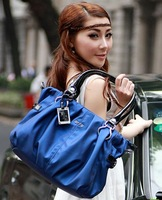 FLYING BIRDS 2013 Hot New Women Fashion Hong Kong OPPO Shoulder Bag Popular Folding Handbag Chain Bag Free shipping.