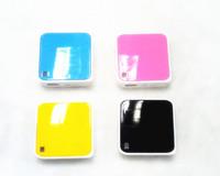 Mini phone power ipone 4S/5 power 4800mah Fashion mobile phone backup battery