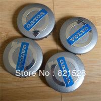 Freeshipping 4pcs Wheel Center Cap  Fit For Volvo S40 S60 S80 V50 XC70 XC90