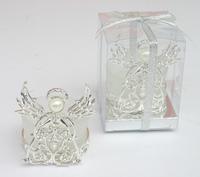 Free shipping European lovely Imitate diamond angel candle holder birthday gift Valentines gift wedding gift houseware