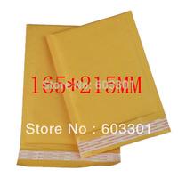 WholeSale Bubble Envelope Mailer Air Bag Overal size is 165mm x 215mm, 100pcs/lot packing envelop