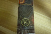 DHL/EMS/FEDEX free shipping (300PCS/lot) The Hunger Games necklace  4*4cm