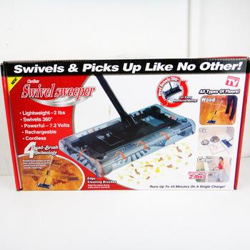 Sweeper black tornado sweeper fully-automatic household vacuum cleaner