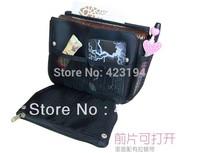 Inside Insert Handbag Makeup Cosmetic Purse Travel Organizer Bag in Bag Pouch