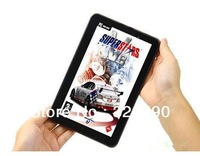 2013 hot original  price! 9inch A13 Android 4.0 Tablet pc dual camera 8GB 1GHz WIFI multi touch Capacitive Support External 3G