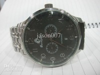 new baolilong automatic AAA black luxury watches stainless steel band for men watches